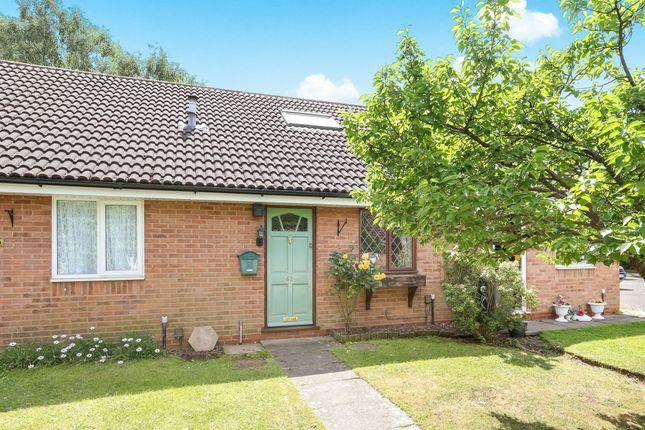 Thumbnail Semi-detached house for sale in Snowdon Way, Dunstall Hill, Wolverhampton