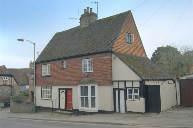 Thumbnail Terraced house for sale in Herd Street, Marlborough, Wiltshire