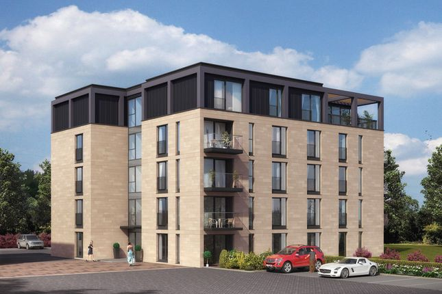 Thumbnail Flat for sale in Pitsligo Road, Morningside, Edinburgh