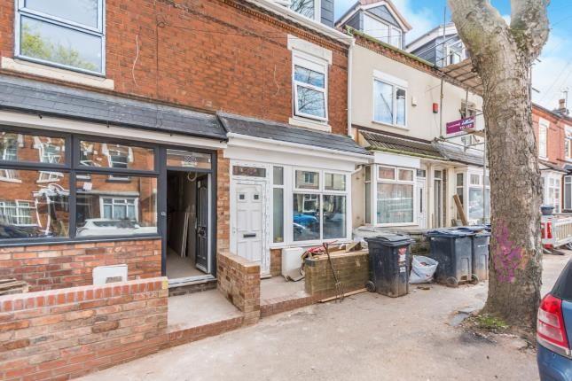 Terraced house for sale in Tiverton Road, Selly Oak, Birmingham, West Midlands