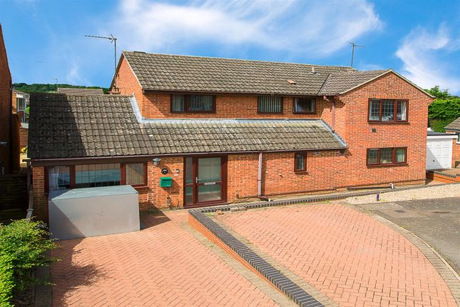 5 bed detached house for sale in Glastonbury Close, Kettering NN15