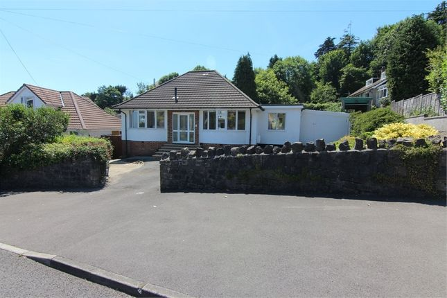 Thumbnail Detached bungalow for sale in Milton Hill, Weston-Super-Mare