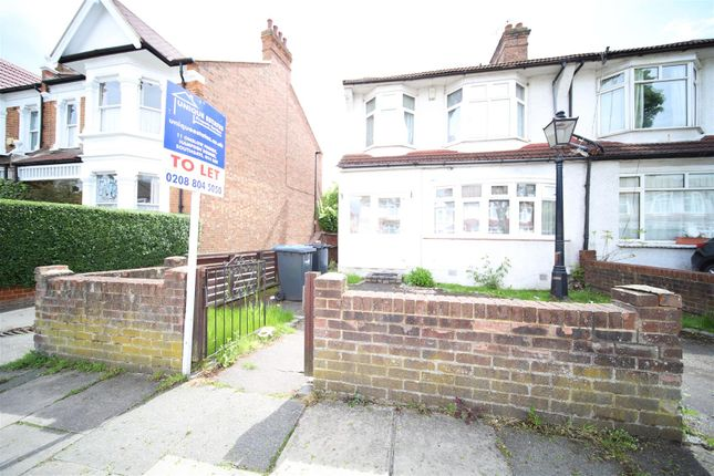 End terrace house to rent in Maidstone Road, London