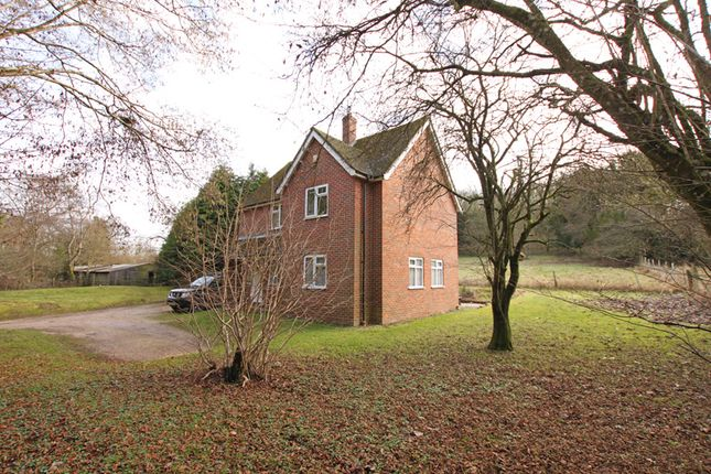 3 bed detached house for sale in West Tytherley, Salisbury, Wiltshire