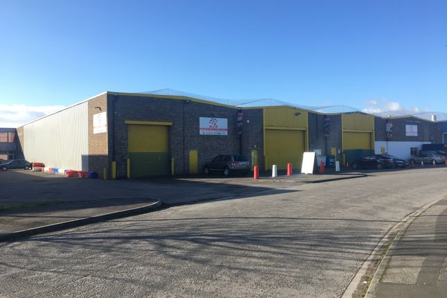 Thumbnail Warehouse to let in Old Mixon Crescent, Weston-Super-Mare