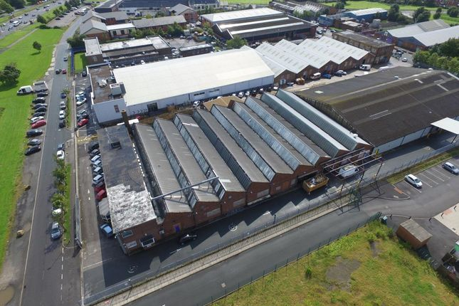 Industrial to let in Unit 1, Prospect Park, Limewood Approach, Seacroft, Leeds