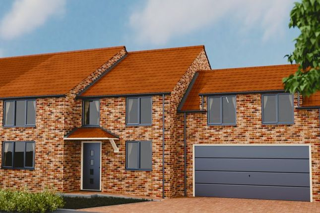 Thumbnail Semi-detached house for sale in Arram, Beverley
