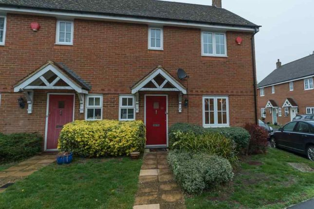 Thumbnail End terrace house to rent in Braeside, Naphill, High Wycombe