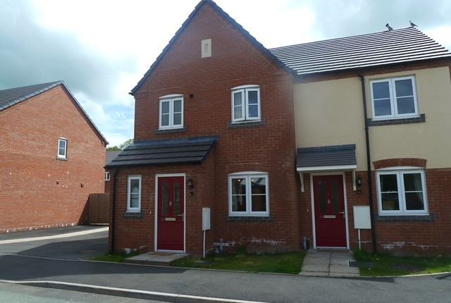 Thumbnail Semi-detached house to rent in Essex Road, Church Stretton