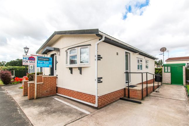 Mobile Park Home For Sale In Palm Grove Court Thorne Doncaster South
