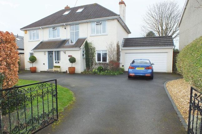 Thumbnail Detached house for sale in Edward Road, Clevedon