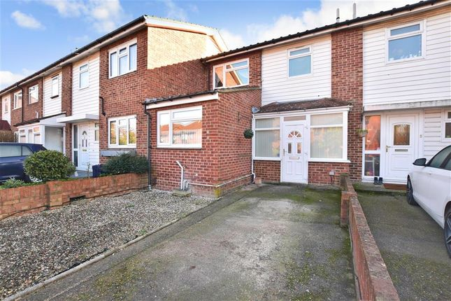 Thumbnail Terraced house for sale in Richmond Green, Beddington, Surrey