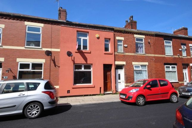 Thumbnail Terraced house to rent in Southbourne Street, Salford