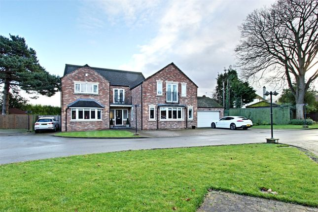 Thumbnail Detached house for sale in The Orchard, Hull Road, Cottingham, East Yorkshire