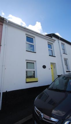 Terraced house for sale in Adelaide Street, Penzance