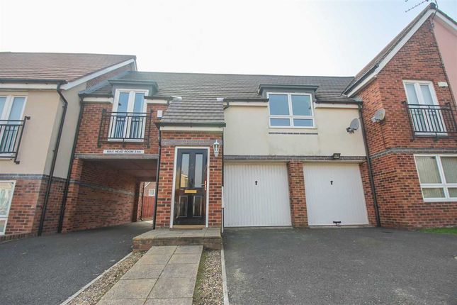 Thumbnail Flat to rent in Howard Walk, Barley Rise, Ashington