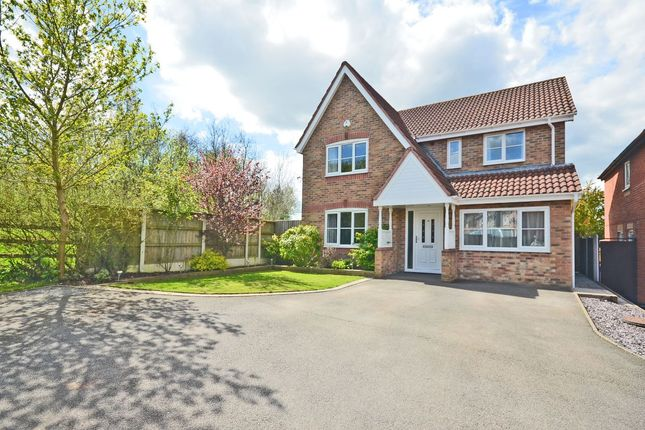 Thumbnail Detached house for sale in Romney Grove, Lightwood