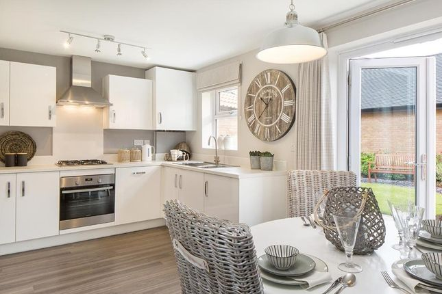 """Thumbnail Semi-detached house for sale in """"Archford"""" at Main Road, Earls Barton, Northampton"""