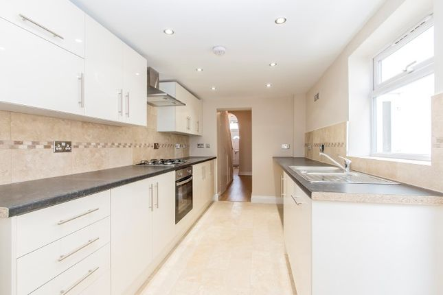Terraced house in  Crescent Road  Woolwich S London