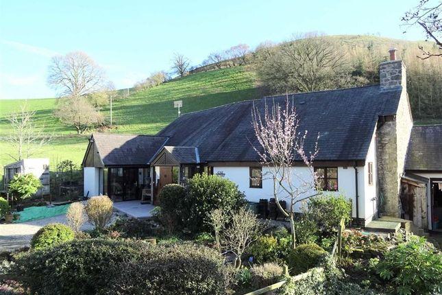 Thumbnail Detached house for sale in Cae Uchaf, Briw, Llangedwyn, Powys