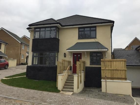 Thumbnail Detached house for sale in Off Higher Besore Road, Gloweth, Truro
