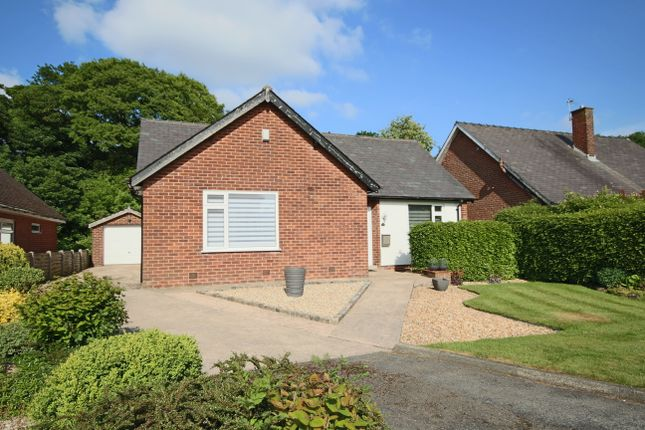 Thumbnail Detached bungalow for sale in Glenway, Penwortham, Preston