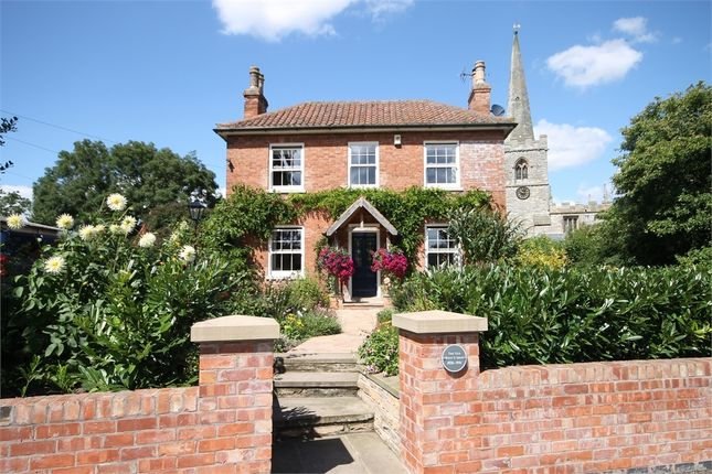 Thumbnail Detached house for sale in Main Street, Weston, Newark, Nottinghamshire.