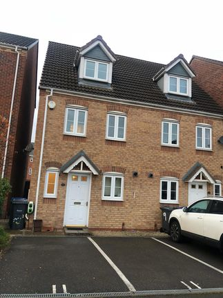Semi-detached house to rent in Harper Grove, Tipton