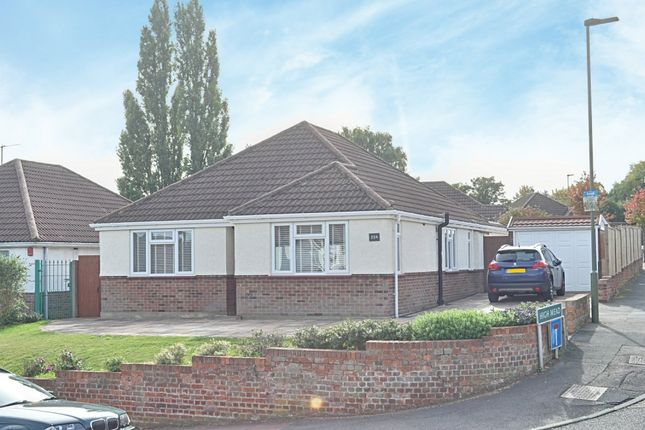 Thumbnail Detached bungalow for sale in Hawes Lane, West Wickham