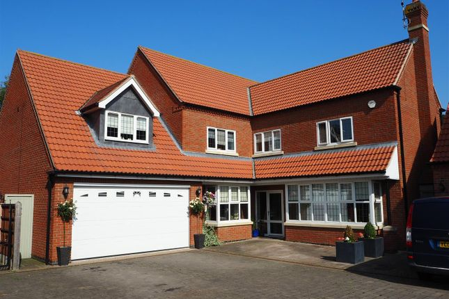 Thumbnail Detached house for sale in Bay Tree Corner, Willow Drive, North Muskham