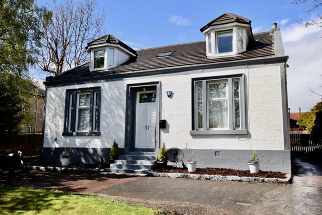 Thumbnail Detached house for sale in Alexander Street, Airdrie