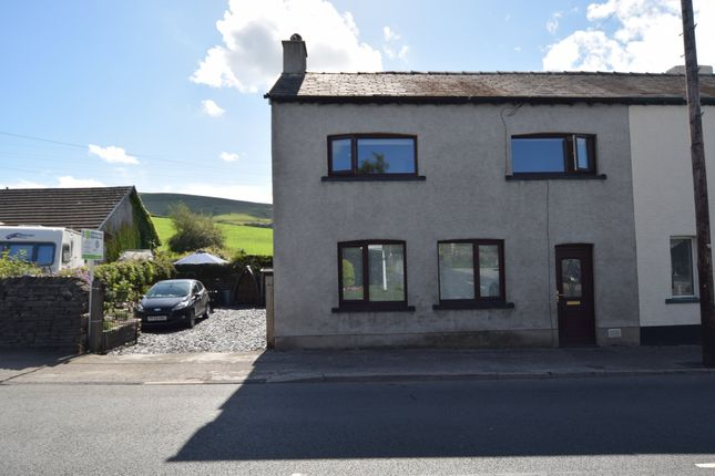 Thumbnail Cottage for sale in School Road, Kirkby-In-Furness, Cumbria