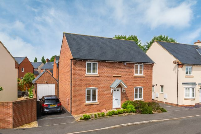 Thumbnail Detached house for sale in Hickory Lane, Almondsbury, Bristol