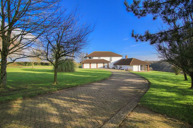 Thumbnail Equestrian property for sale in Broad Close Lane, Llancarfan, Vale Of Glamorgan