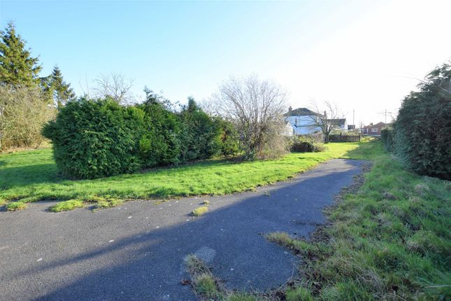 Field Access of Station Road, Firsby PE23