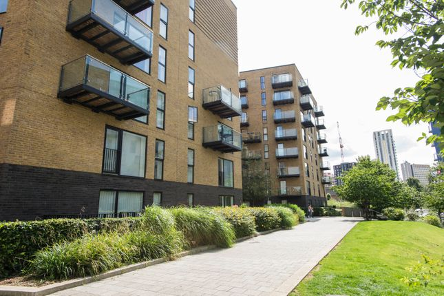 Thumbnail Flat for sale in Conington Road, London