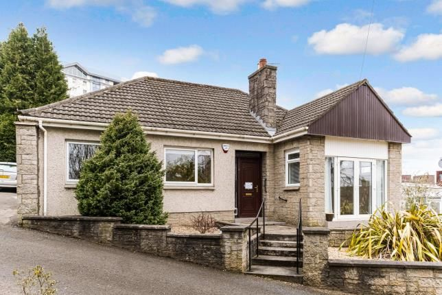 Thumbnail Bungalow for sale in Spencerfield Gardens, Hamilton, South Lanarkshire