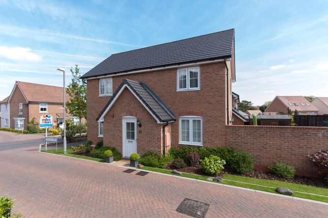 Thumbnail Detached house for sale in Anglers Drive, Sholden, Deal