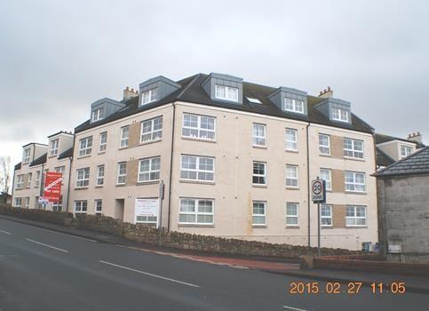 Thumbnail Flat to rent in Regent Street, Kincardine, Alloa