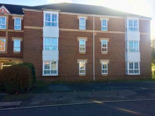 Thumbnail Flat to rent in Telford Close, Kings Lynn