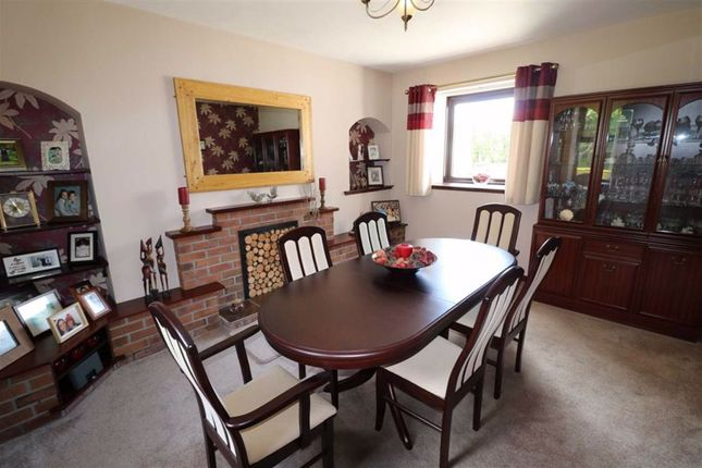Dining Room of Clochan, Buckie AB56
