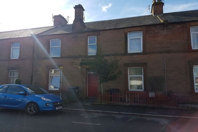 Thumbnail Flat to rent in Glebe Street, Dumfries