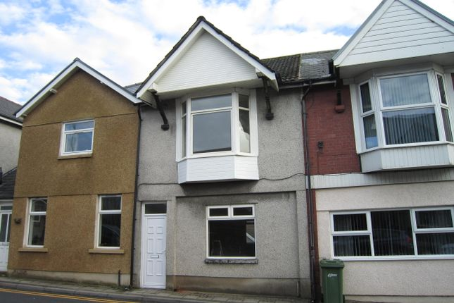 Thumbnail Terraced house for sale in Gwerthonor Place, Gilfach