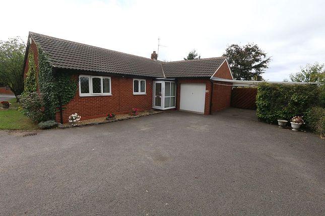 Thumbnail Detached bungalow for sale in Jill Avenue, Birmingham, West Midlands