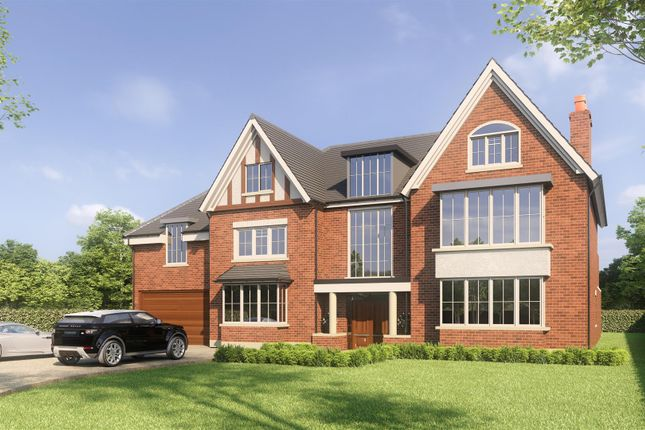 Thumbnail Detached house for sale in Cryfield Grange Road, Gibbet Hill, Coventry