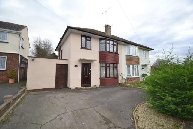 Thumbnail Semi-detached house for sale in Chignal Road, Chelmsford, Essex