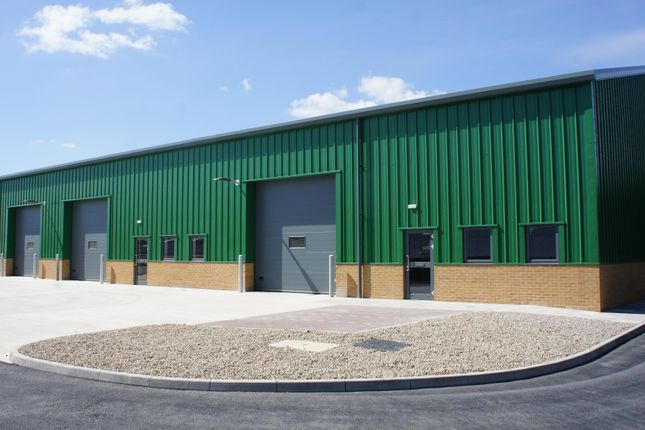 Thumbnail Industrial to let in Unit 3A-3C Tall Trees Estate, Bagendon, Cirencester