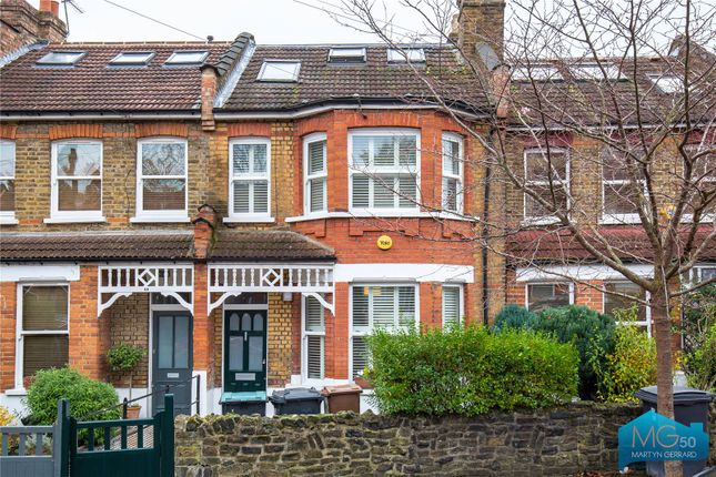 Thumbnail Detached house for sale in North View Road, London