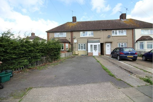 Thumbnail Terraced house for sale in The Green, Chelmsford