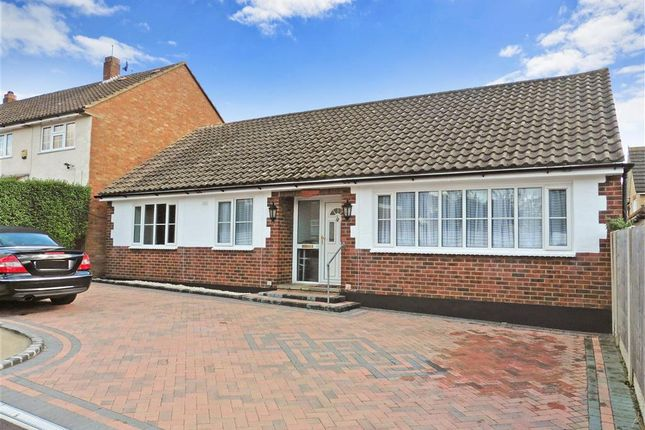 Thumbnail Detached bungalow for sale in Maple Springs, Waltham Abbey, Essex